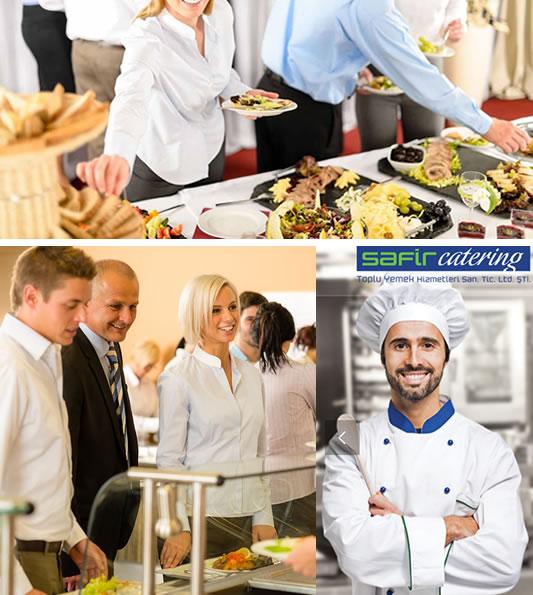 iş yerlerine toplu yemek hizmeti